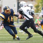 Carleton Ravens nominate Stittsville's Malik Yusuf as rookie of the year