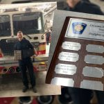Stittsville Station 81 names Matthew Roberts as firefighter of the year