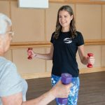 Aim Fitness aims to keep older adults mobile