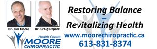 Moore Chiropractic Health Centre