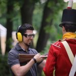 PHOTOS: Redcoats and muskets mark Father's Day at Goulbourn Museum