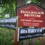 Goulbourn Museum to reopen next month