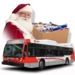 OC Transpo teaming up with Brown's YIG to fill the bus for Ottawa Food Banks