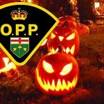 Tips from the OPP to keep you safe this Halloween