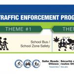 The OPS STEP focusing on school zone safety and impaired driving in March