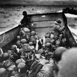 Normandy landing – June 6 1944 – a live report from Goulbourn
