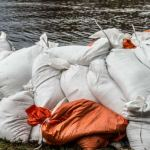 Volunteers urgently required for removal of debris and sandbags