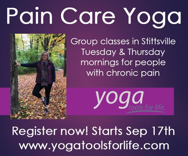 Pain Care Yoga