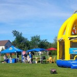 Great weather, fantastic turn-out for Jackson Trails Party in the Park