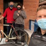 Project Handlebar – frontline officers recovering stolen bikes