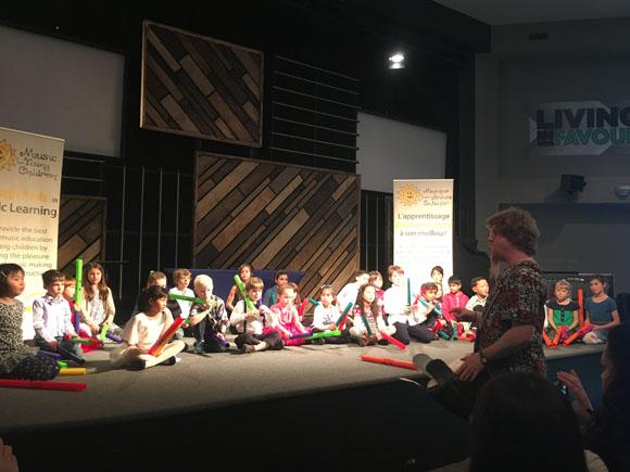 Music for Young Children Rhythm Festival 2017