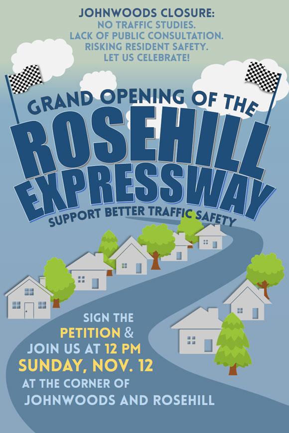 Rosehill Expressway