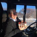 Stittsville's Rte 263 shows appreciation to OC driver