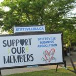 Support local – shop local urges the Stittsville Business Association