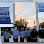 SBA promotes local businesses with lamppost banners along Stittsville Main