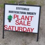 Horticultural Society holds another successful plant sale