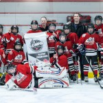 Stittsville Razorbacks Peewee C1 are league and playoff champs