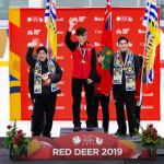 PHOTOS: Stittsville's Michael Raytchev bringing home Gold medal from 2019 Canada Games