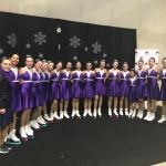 Starlight Synchronized Skating Novice team to compete at Canadian championships!