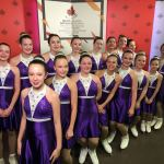 Starlight Synchronized Skating Team home from Nationals and off to Skate Ontario