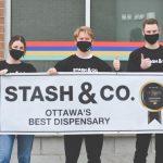 Stash & Co. celebrating Stittsville opening
