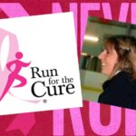 """""""Sweat for Steph"""" in the CIBC Run for the Cure"""
