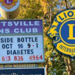 Stittsville Lions Club mark Diabetes Month with October and November bottle drops