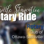 Need a staycation? The Stittsville Rotary Ride is just the answer!