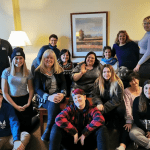 Stittsville United Church youth – pilgrims journey to Montreal