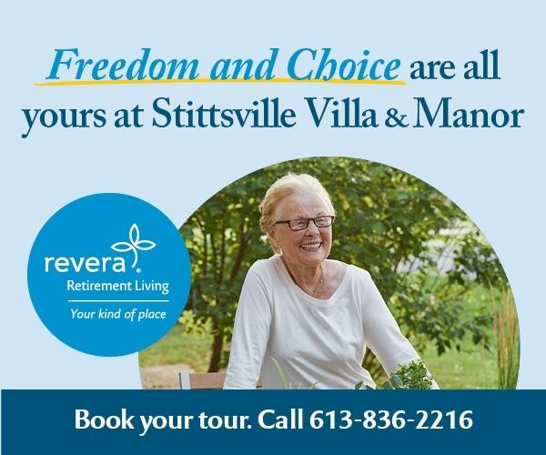 Revera Stittsville Villa Manor