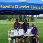 District A4 Governor's golf gournament hosted by the Stittsville District Lions Club