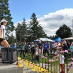 Enthusiastic turn-out for Stittsville Kidney Walk and United Church funday