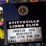 Stittsville Lions Club find new way to make up for loss of donations at Parade of Lights