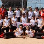 U16 Bantam Girls fastball team off to the Eastern Canadian Softball Championships