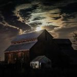 PHOTO: #Supermoon over the Bradley-Craig farm