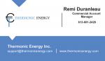 Thermonic Energy