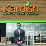 The 'Ottawa Mask' now available at Kardish Health Food Centres