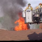 Stittsville house goes up in smoke – literally