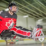 Tyrone Henry named to the Canadian sledge team for the Paralympics