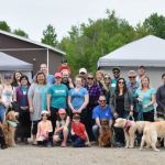 Halloween going to the dogs at the HolliBell Foundation doggie walk-a-thon