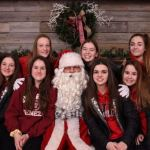 West Ottawa Ringette U16A-McMinn share kindness for the holidays