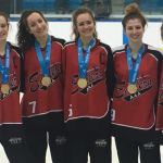 West Ottawa Ringette alumni compete at Ontario Winter Games