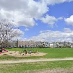 OLG funding – a warm welcome for neighbourhood park projects