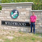 Wyldewood neighbourhood sign rejuvenated thanks to local businesses