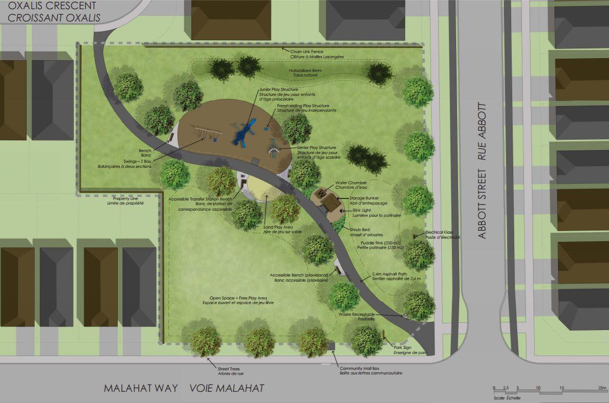 Abbottsville park plans