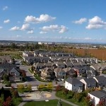 Beautiful aerial video shows a Stittsville neighbourhood like you've never seen it before