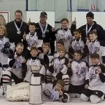 Stittsville Rams Atom B2 Team Bandits win gold at Kingston Hockey tourney
