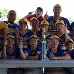 Stittsville Axemen win Willie Putnam memorial tournament
