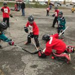 PHOTOS: 3-on-3 ball hockey tournament