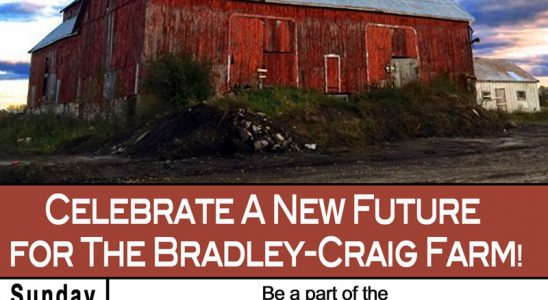 February 4 - Bradley Craig Farm photo invitation